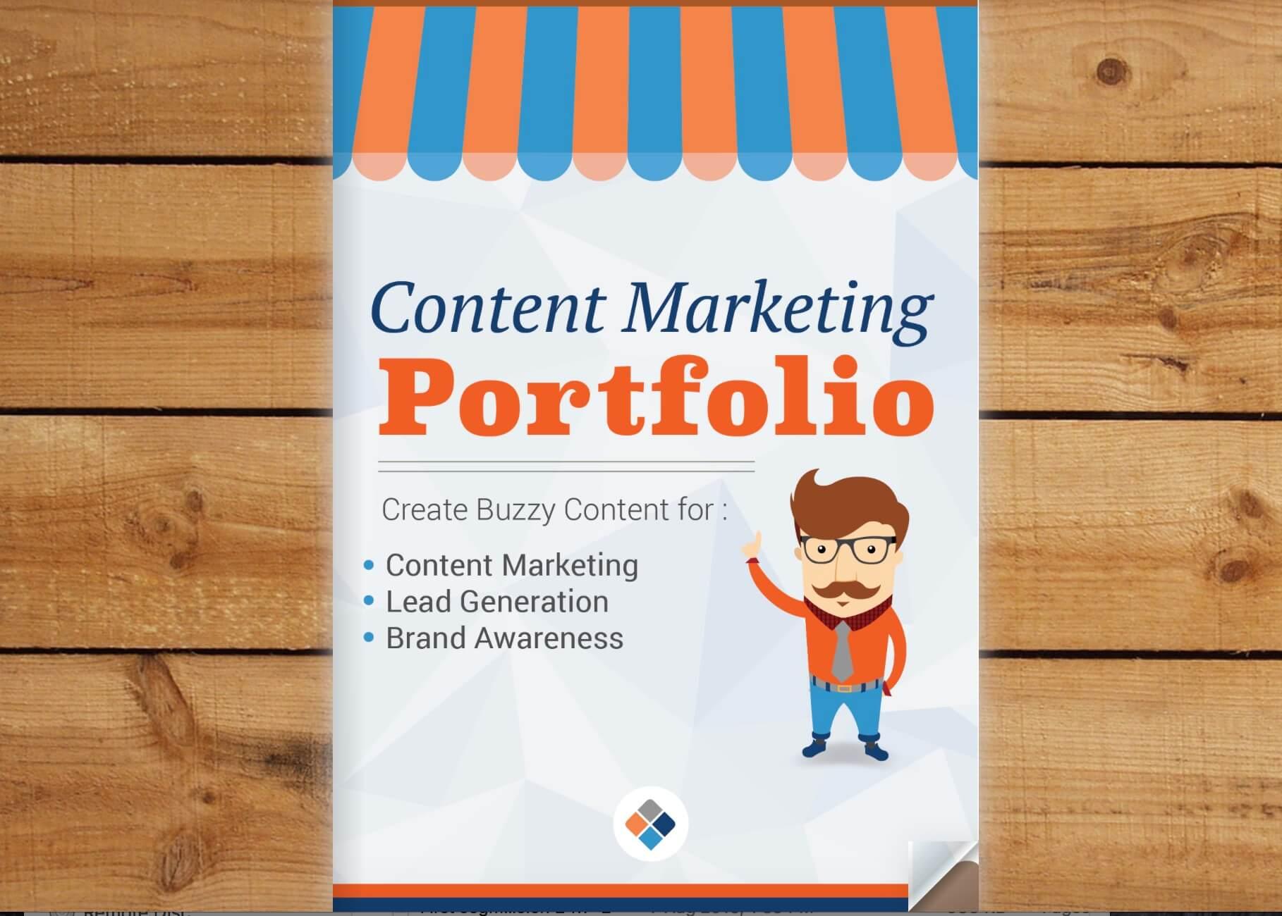 Content Marketing Portforlio